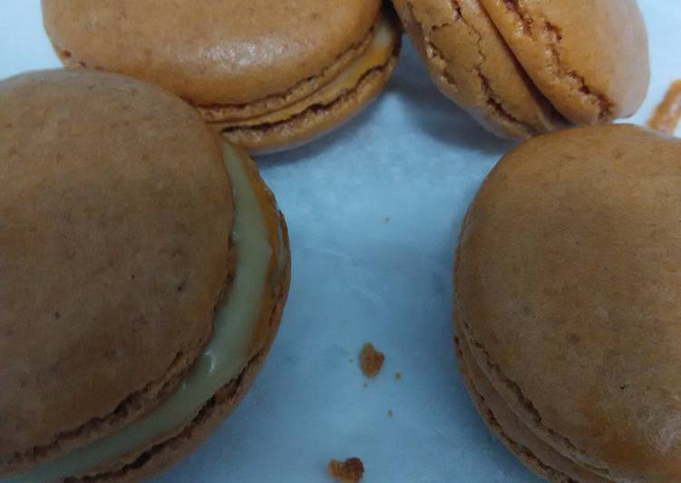 How to Prepare Quick Nut-Free French Macarons
