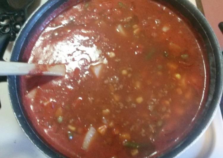 Po' Man's Stew