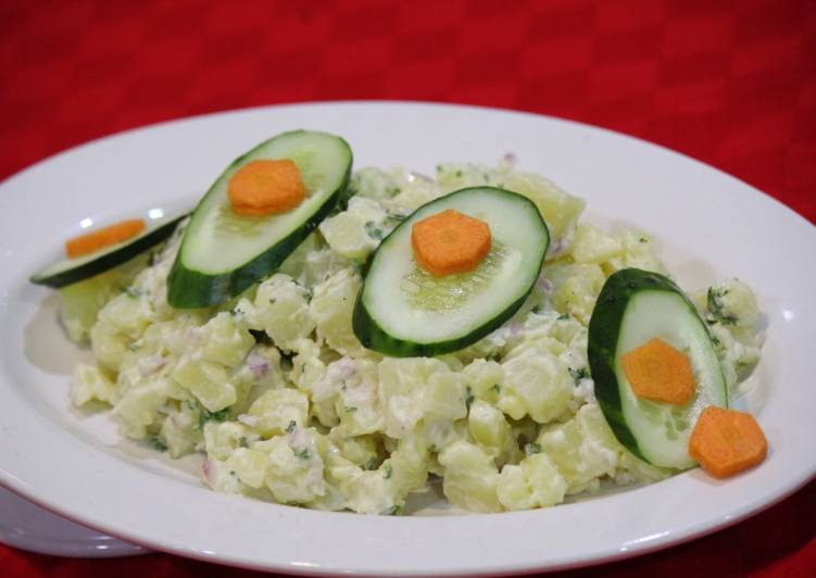 Recipe of Any-night-of-the-week Wardorf salad