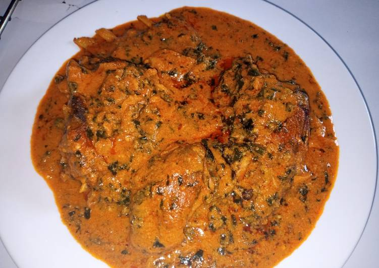 How to Prepare Perfect Groundnut soup (peanut soup)