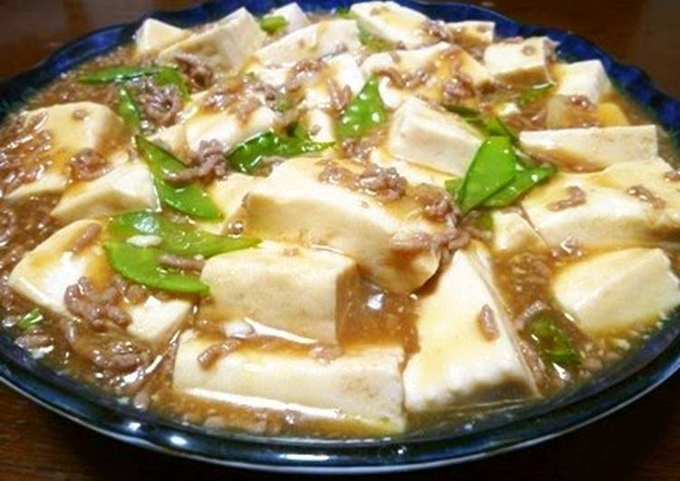 Step-by-Step Guide to Prepare Perfect Simple Prep! Sukiyaki-style Beef and Tofu