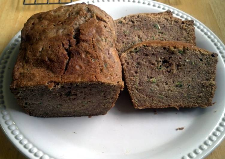 New Secret Nonno's zucchini bread Free Download