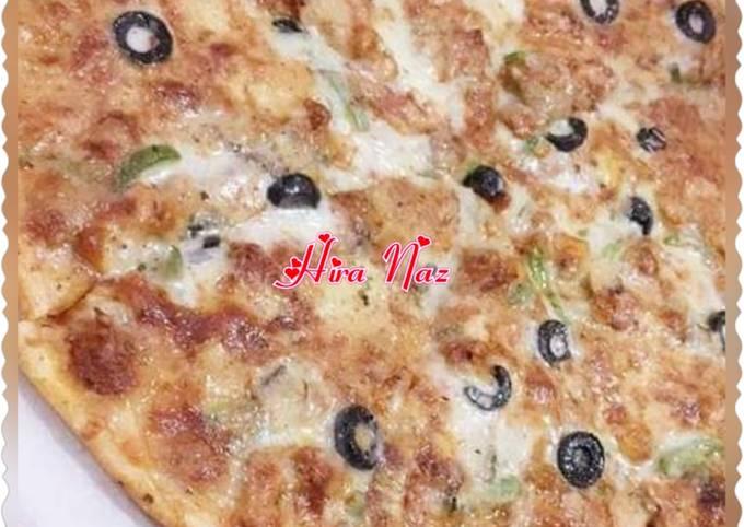 Chicken spicy Tikka Pizza