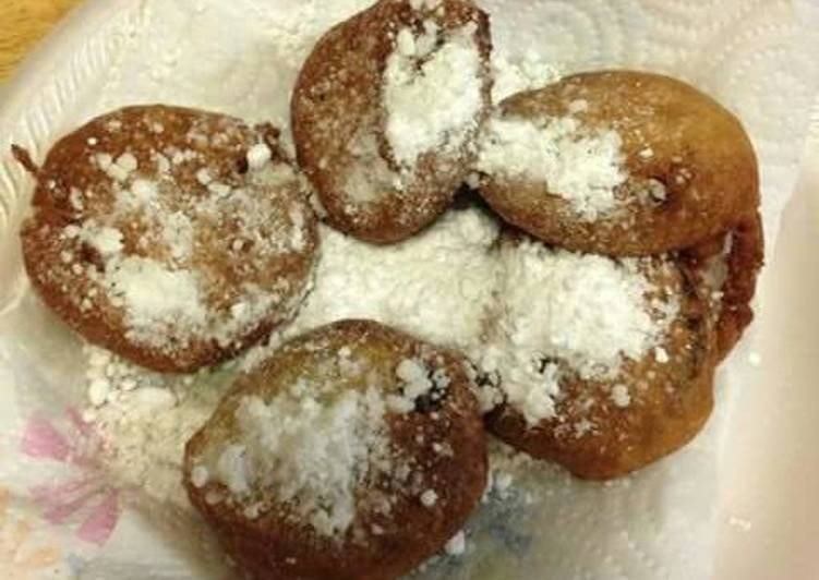 Fried Oreos