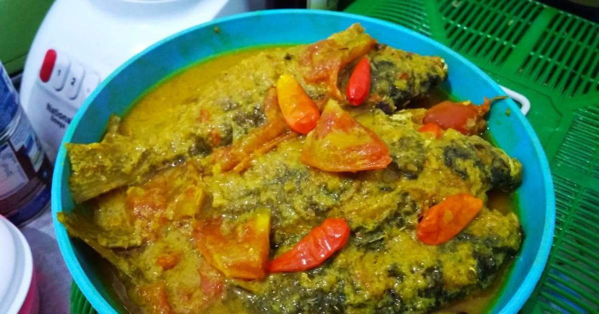 Resep Ikan Kuah Santan Oleh Olive Bunda Qonita Cookpad