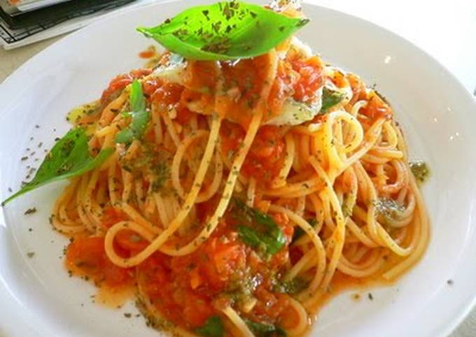 Recipe: Perfect Time-Saver Recipe – 2 Minute Pressure Cooker Pasta
