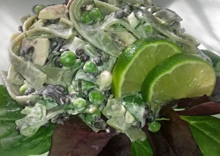 Recipe of Super Quick Homemade Sig's Lentil Salad with Pasta
