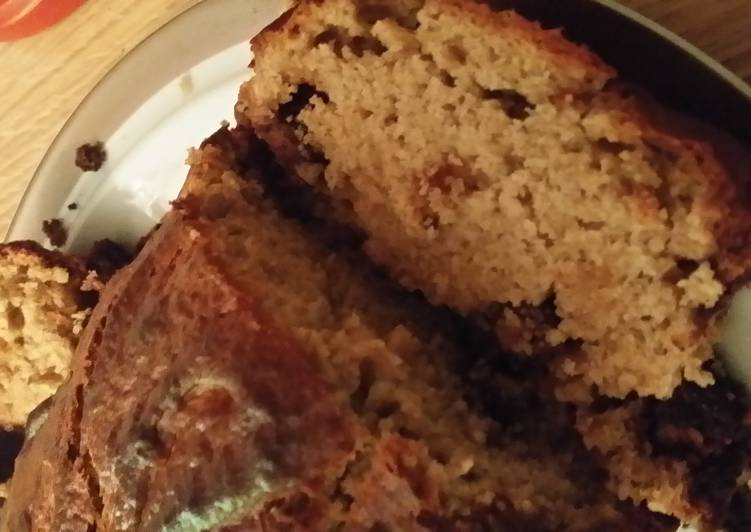 How to Cook Perfect Reeses PB banana bread