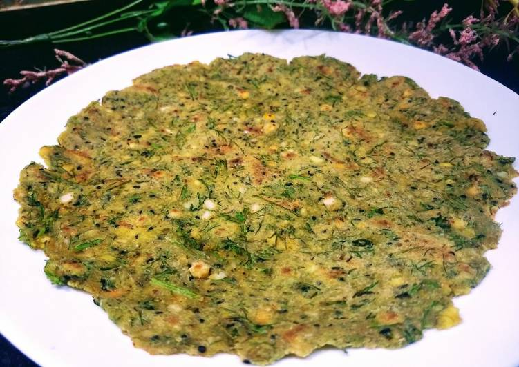 Recipe of Perfect Protein paratha