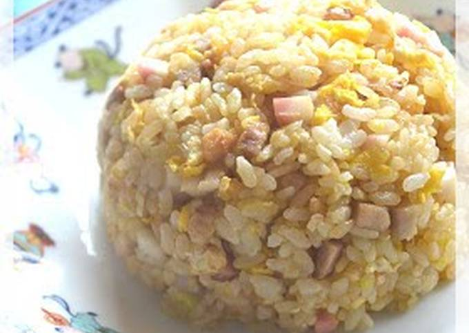 Our Family's Stir-Fried Rice