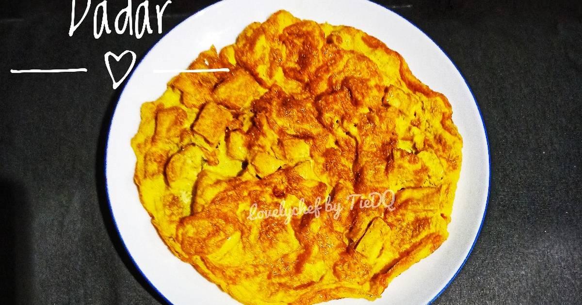 149 Resep Telur Dadar Tahu Kotak Kotak Enak Dan Sederhana Ala Rumahan Cookpad