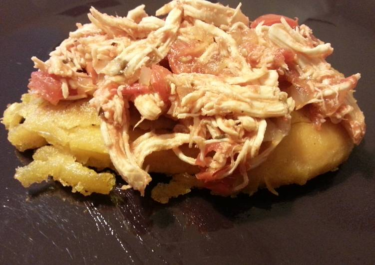 Fried Plantains (patacones Fritos A La Colombiana)