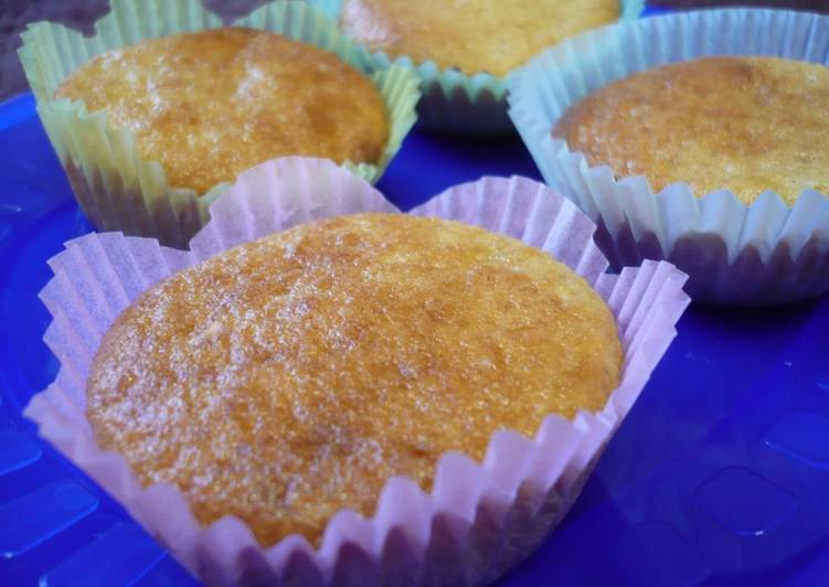Step-by-Step Guide to Prepare Super Quick Homemade Okara Muffin with Banana and Yogurt