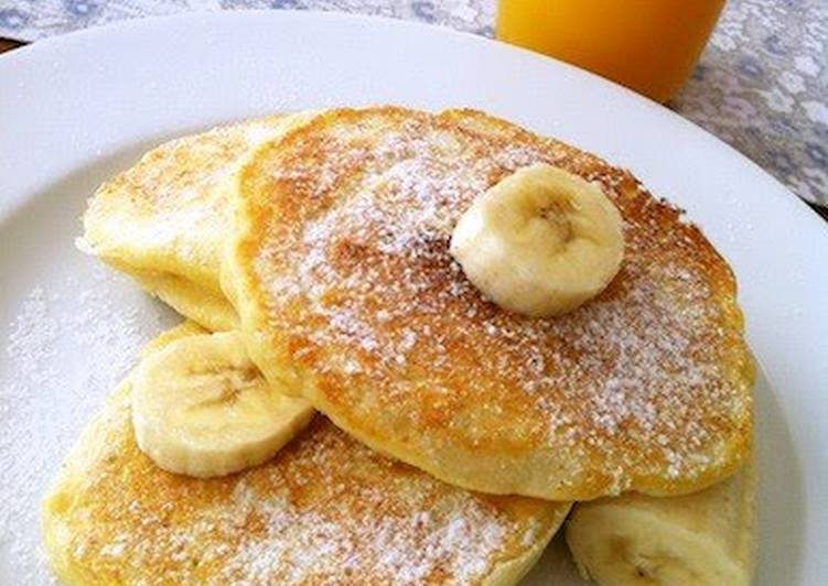 Bill's Ricotta Cheese Pancakes!