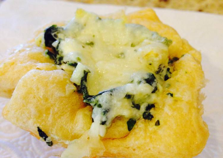 Recipe: Perfect Spinach Artichoke Dip Bites