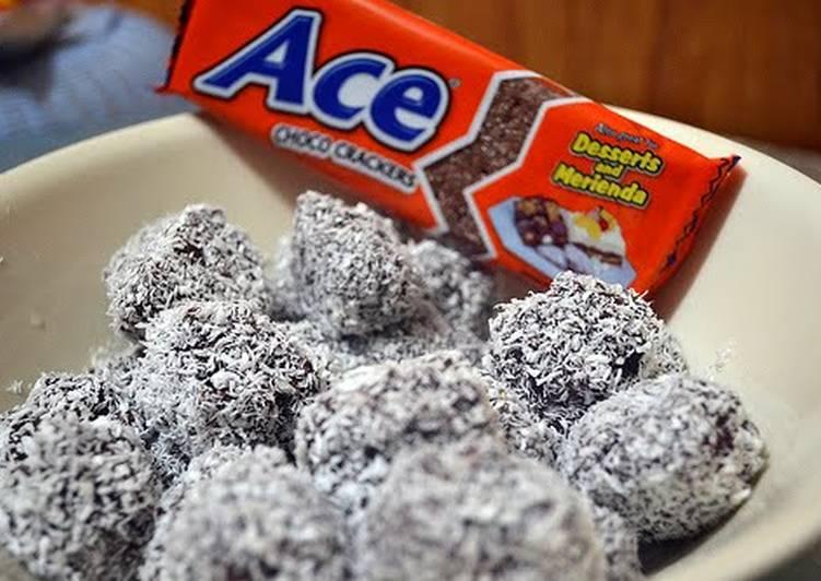 Choco balls (easy dessert)