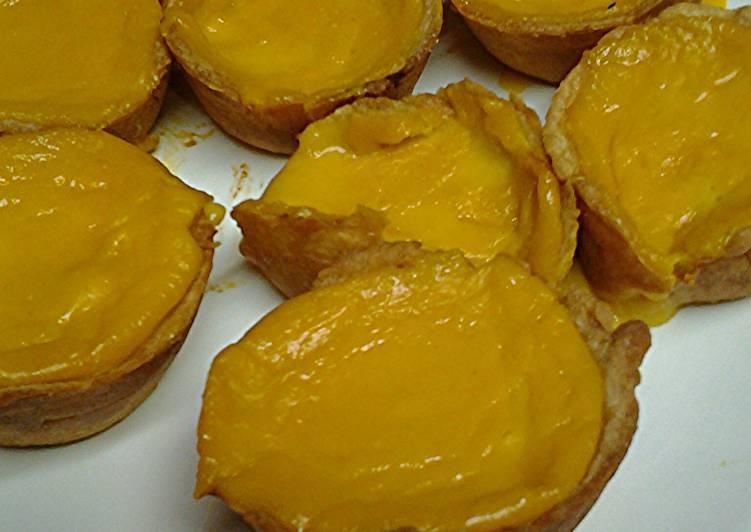 Mango tango pies