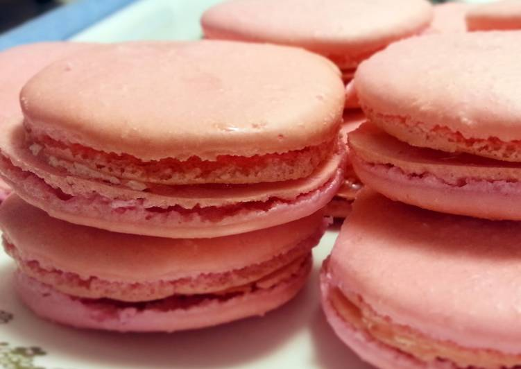 French Macarons – All Recipes Cookbooks