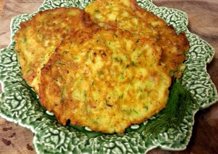 New Secret Zucchini Pancakes Free Download