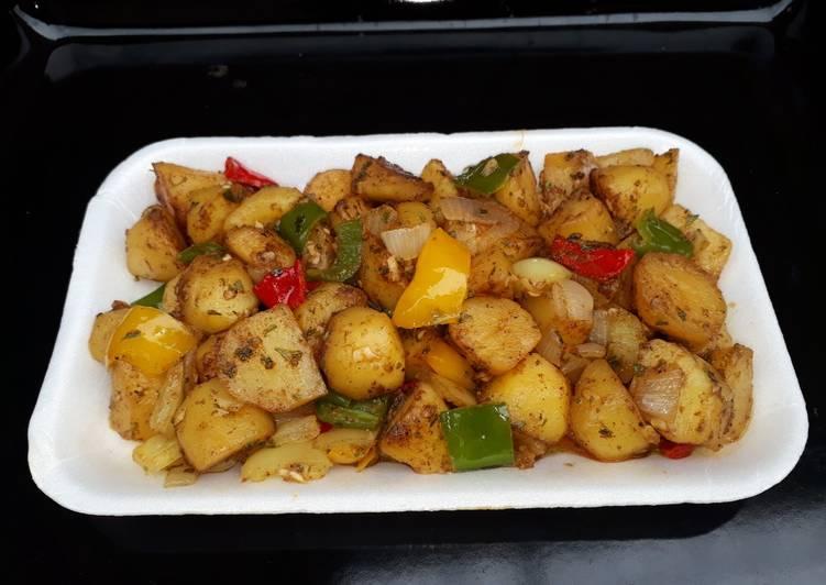 Skillet Potatoes (Breakfast Potatoes) 2