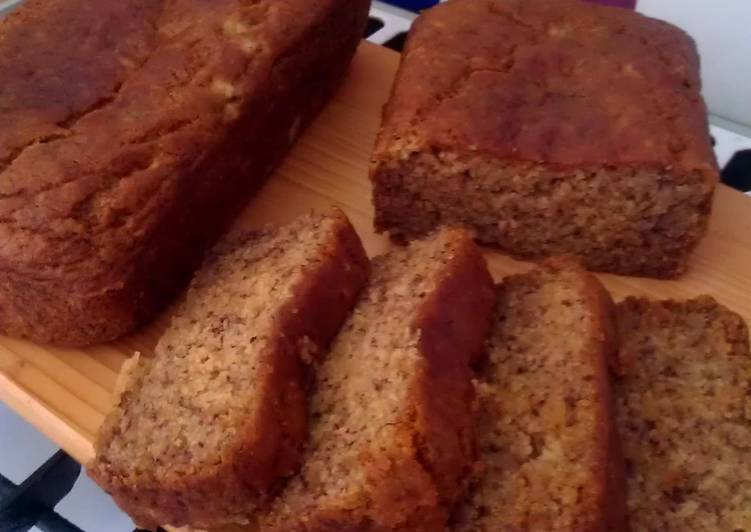 Vickys 'Other' Banana Loaf /Bread, GF DF EF SF NF