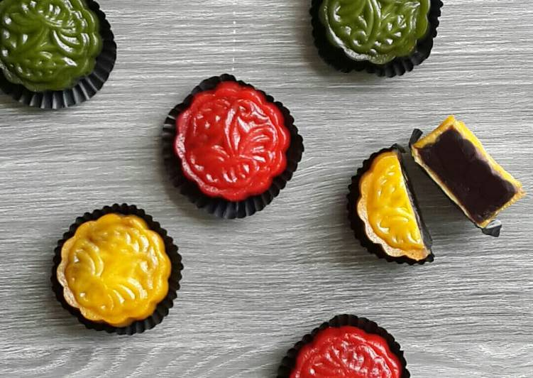 Recipe: Perfect Indonesian Mooncake