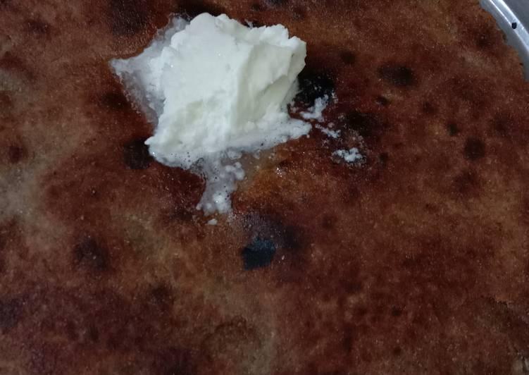 Easiest Way to Prepare Homemade Bajra chapati