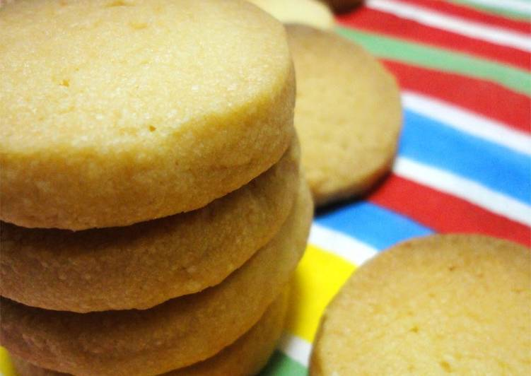 Simple and Delicious Crispy Cookies