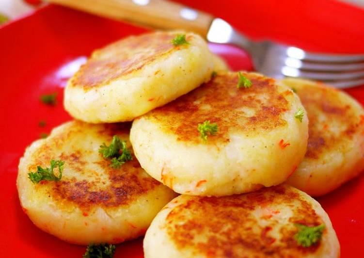 Recipe of Homemade Umami-Filled Imitation Crab Croquettes