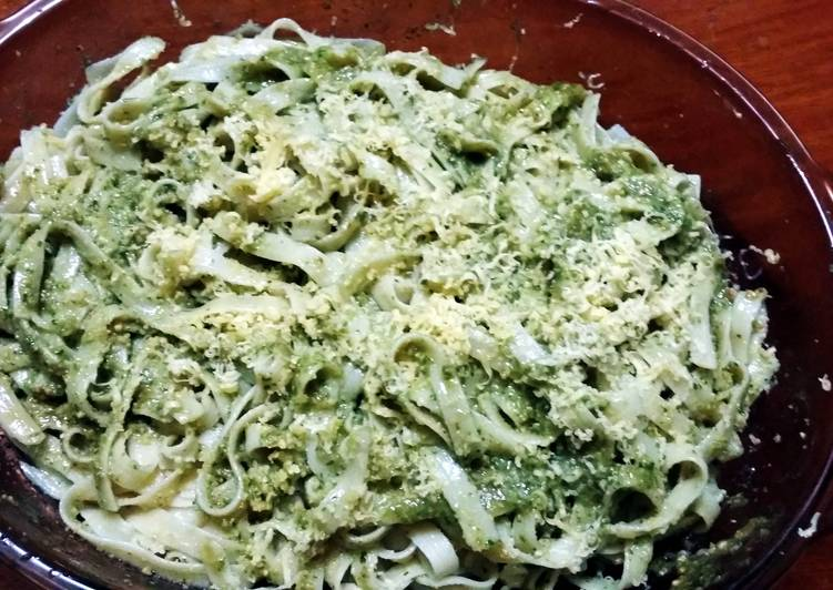 Recipe of Any-night-of-the-week Zorley Pesto
