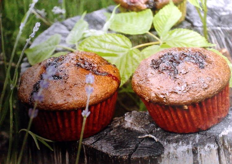 Easy Chocolate Muffins Recipe By Mizucake Cookpad