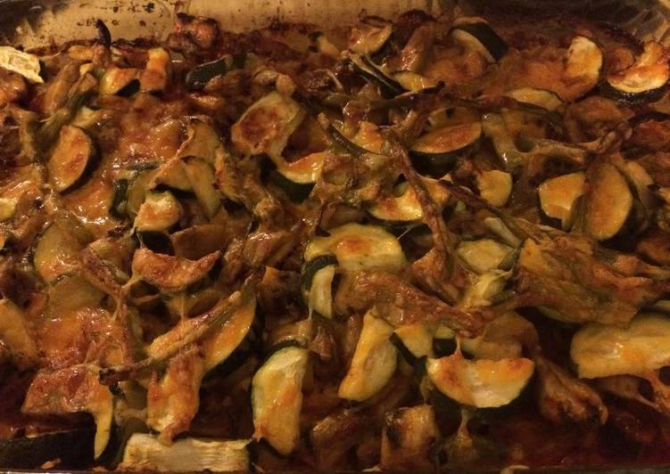 Recipe of Perfect Baked Ratatouille