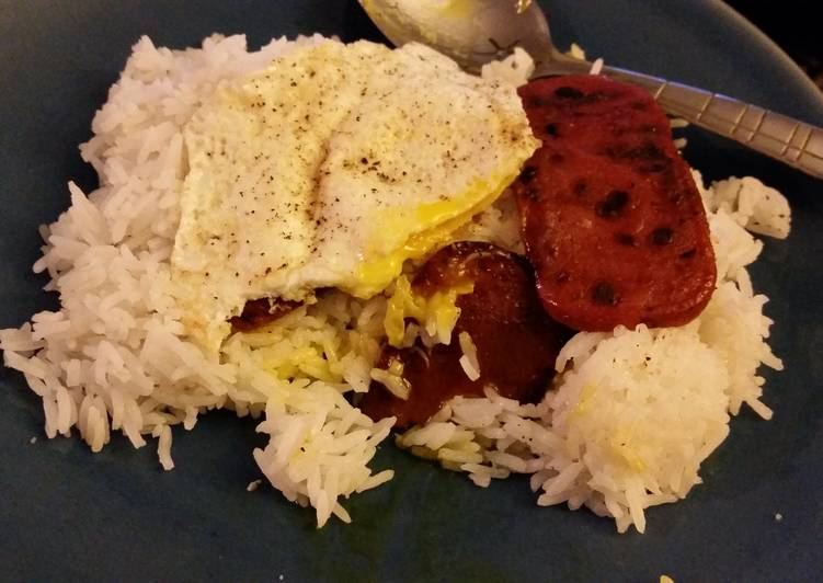 Going Green for Better Health By Dining Superfoods Spam and eggs