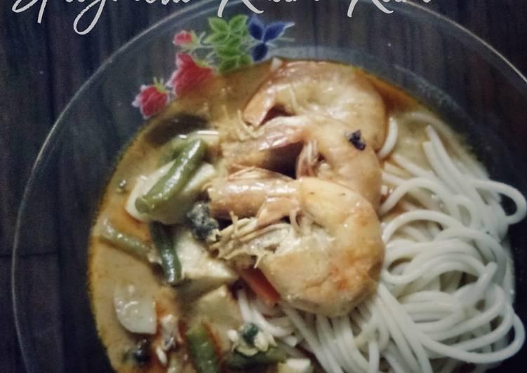 Spaghetti Kuah Kari - velavinkabakery.com