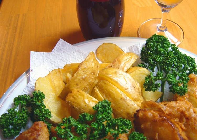 Recipe: Delicious Fish and Chips