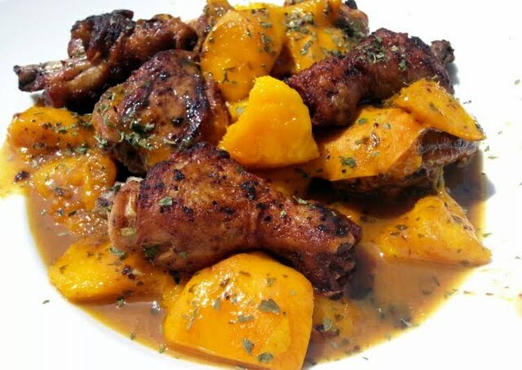 Easiest Way to Cook Appetizing Mango Chicken
