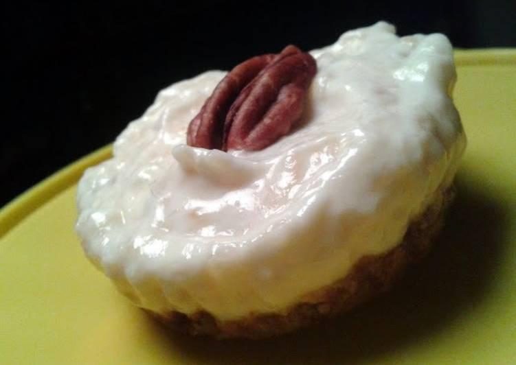 Recipe of Any-night-of-the-week Mini Hummingbird Cheesecakes