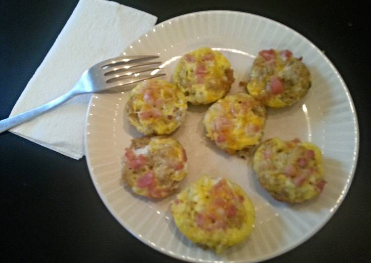 "Recipe: Appetizing Egg ""Muffins"""