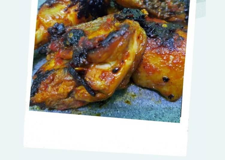 Cara Memasak Ayam Bakar Madu Pedas Manis enak terbaru