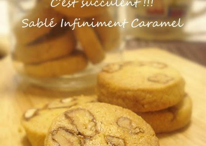 Easiest Way to Make Tasty The Ultimate Walnut Caramel Cookie
