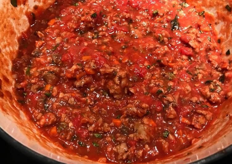 Hot Italian Ragu