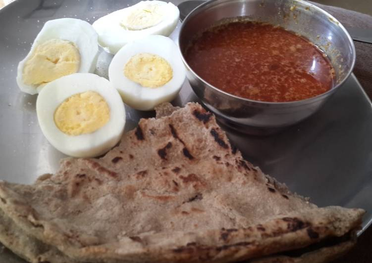 Quick Egg curry
