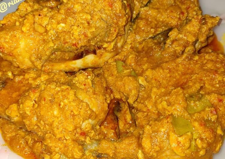 Ayam Goreng Saos Padang