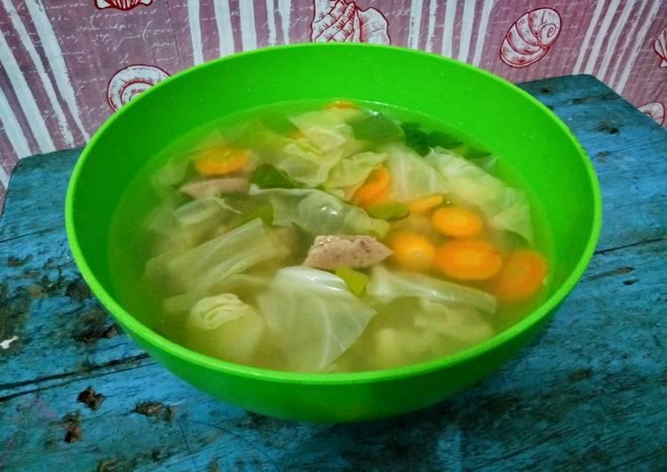 Permalink to Tutorial Memasak Sup favorit keluarga Enak
