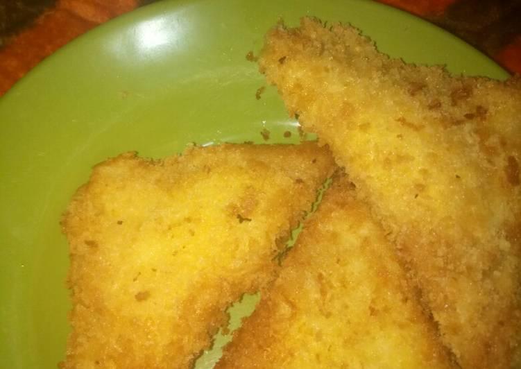 Risol mayo roti tawar