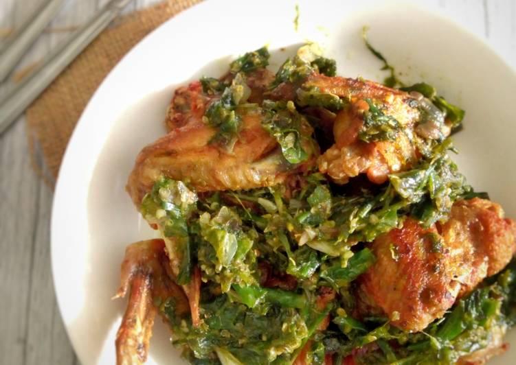 Sayap Ayam Lombok Ijo
