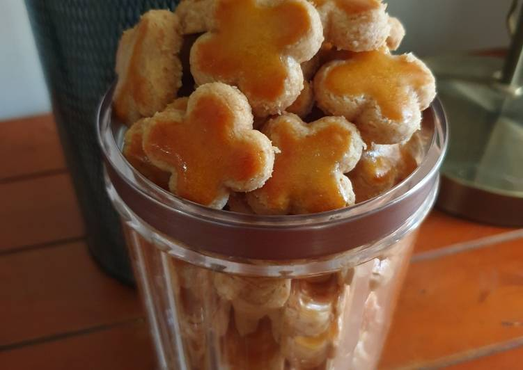 Resep: Berselera Kue Kacang