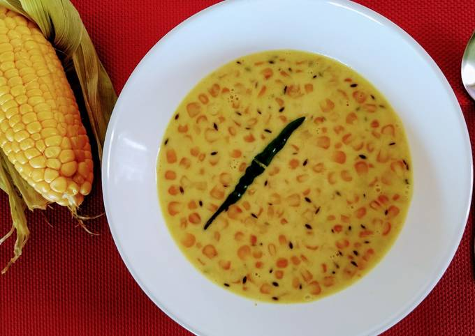 Recipe: Perfect Creamy corn