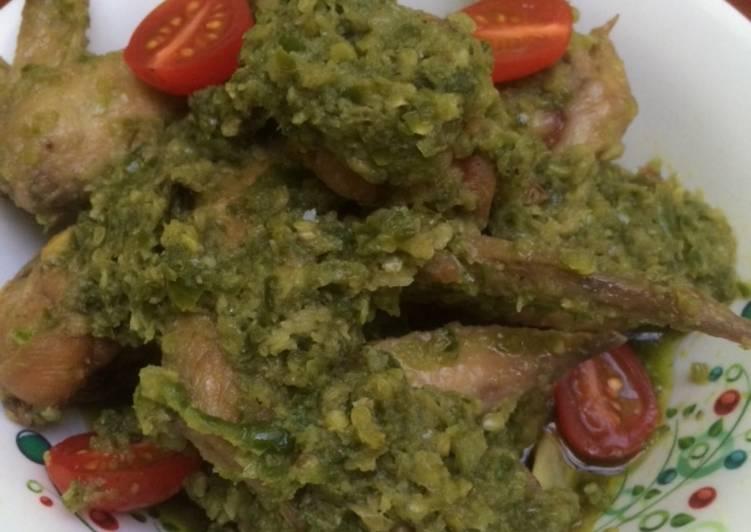 Ayam Lombok Ijooo