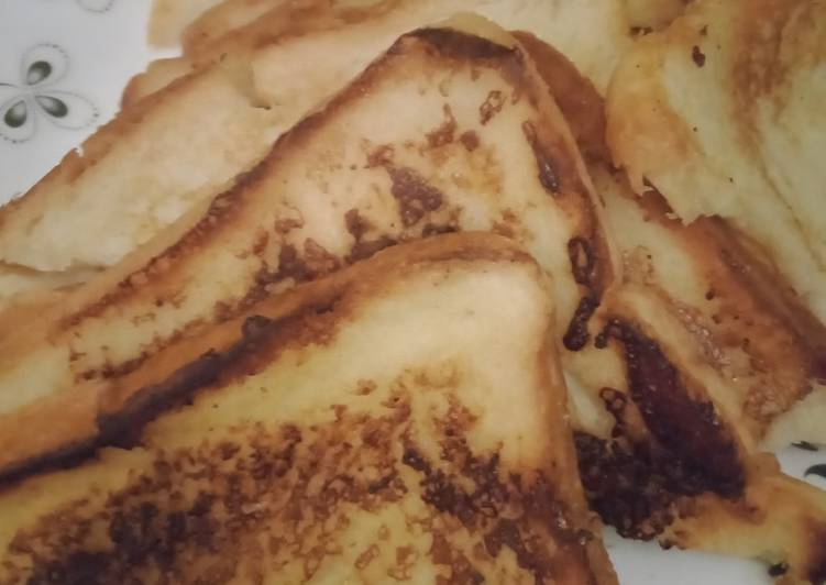 Simple Way to Make Quick French toast